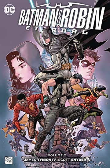 Batman & Robin Eternal (2015-2016) Tome 2