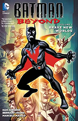 Batman Beyond (2015-2016) Vol. 1: Brave New Worlds