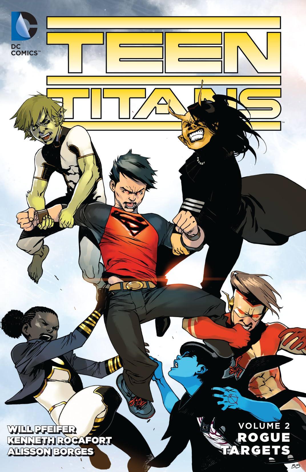 Teen Titans (2014-2016) Vol. 2: Rogue Targets