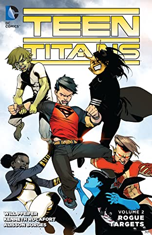 Teen Titans (2014-2016) Tome 2: Rogue Targets