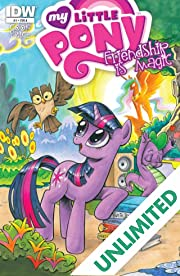 My Little Pony: Friendship Is Magic #1