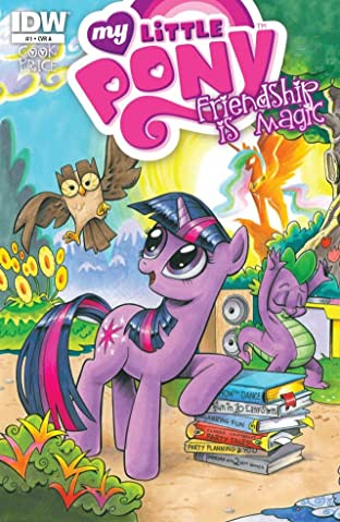 My Little Pony: Friendship Is Magic No.1
