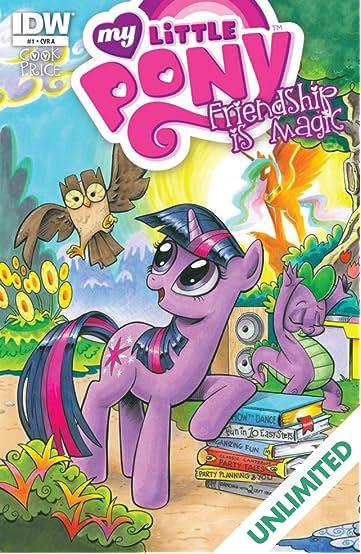 My Little Pony: Friendship Is Magic #1