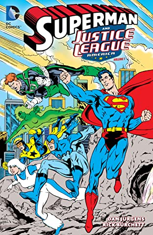 Superman and the Justice League America Tome 1
