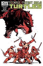 Teenage Mutant Ninja Turtles #16