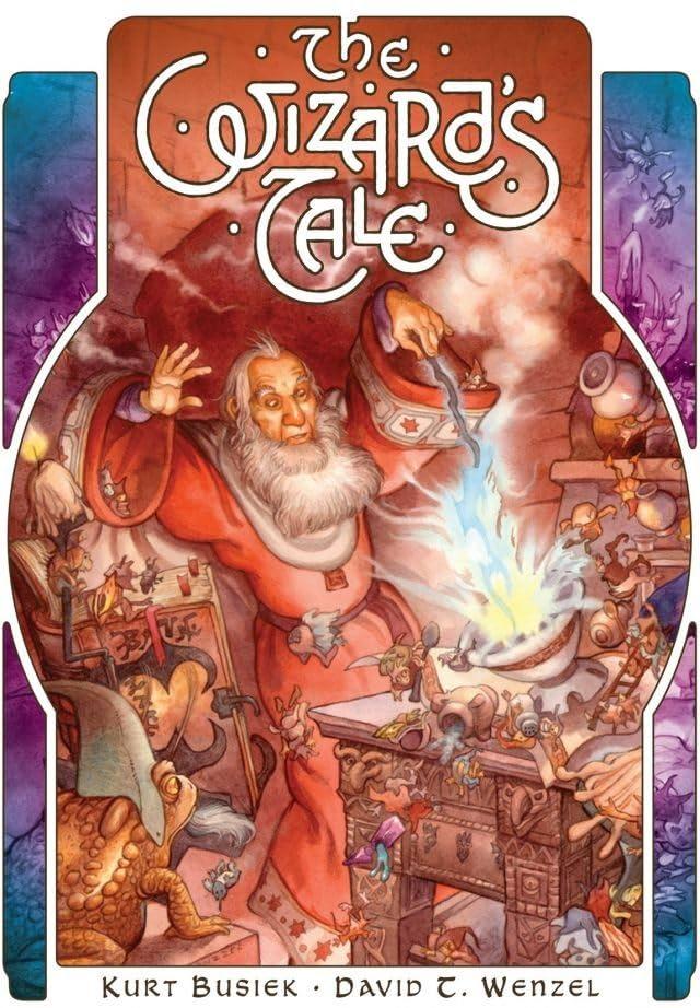 Wizard's Tale Vol. 1