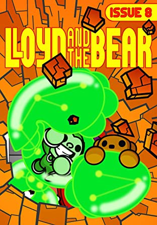 Lloyd and the Bear #8