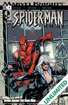 Marvel Knights Spider-Man (2004-2006) #4
