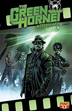 The Green Hornet: Aftermath #4 (of 4)