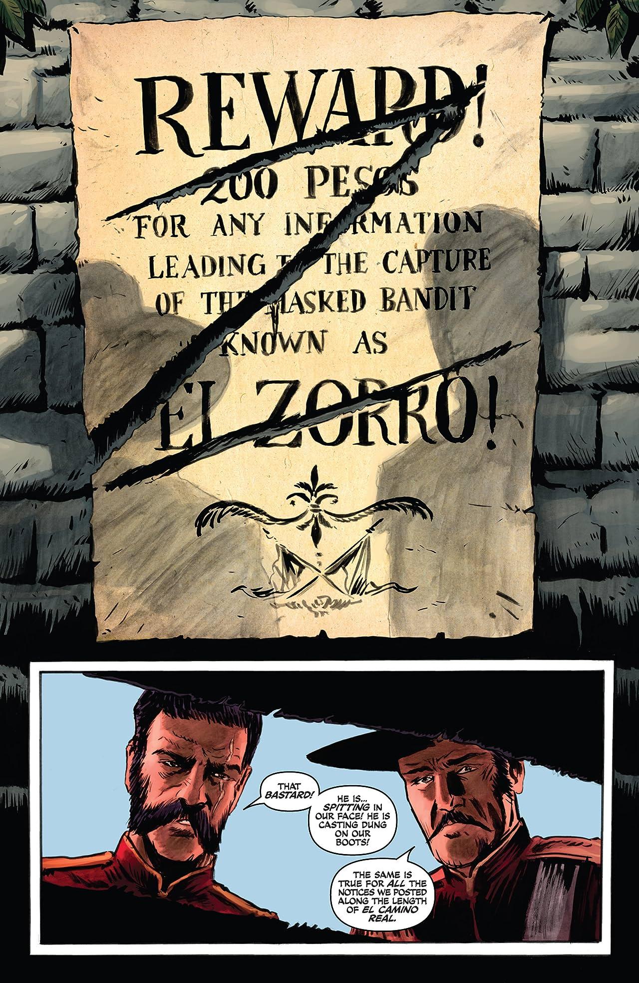 Zorro #6