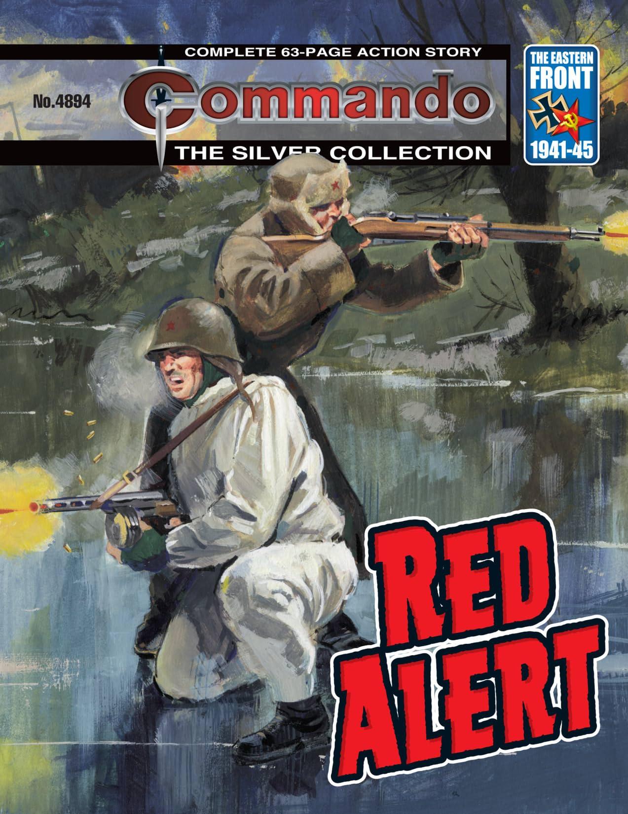 Commando #4894: Red Alert