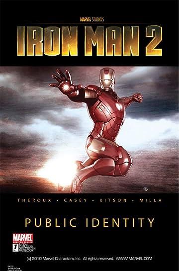Iron Man 2: Public Identity #1
