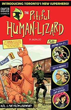 Pitiful Human-Lizard Vol. 1: Far From Legendary