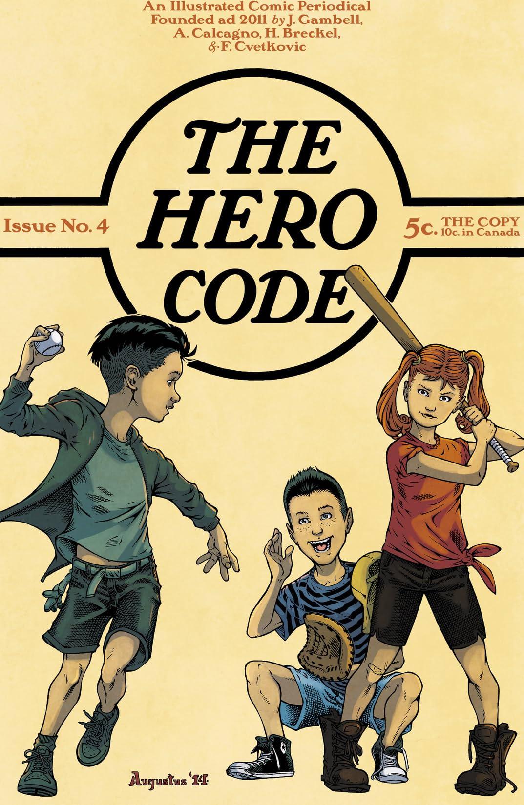 The Hero Code No.4