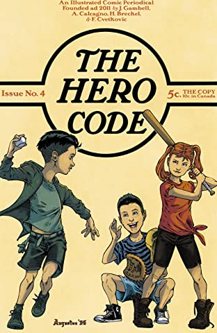 The Hero Code No.4