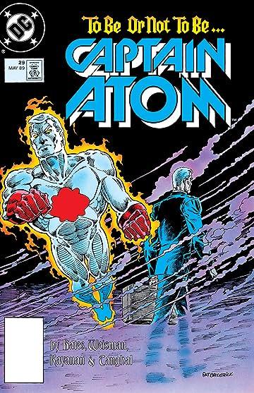 Captain Atom (1986-1991) #29