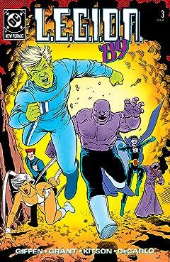 L.E.G.I.O.N. (1989-1994) #3