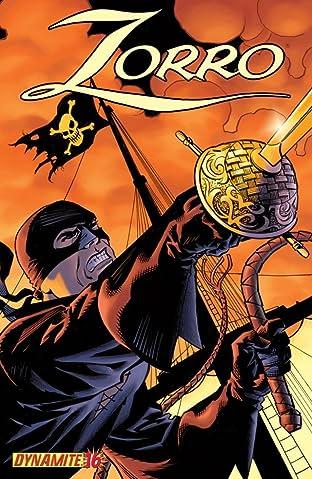 Zorro #16