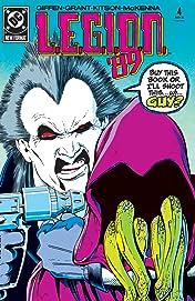 L.E.G.I.O.N. (1989-1994) #4