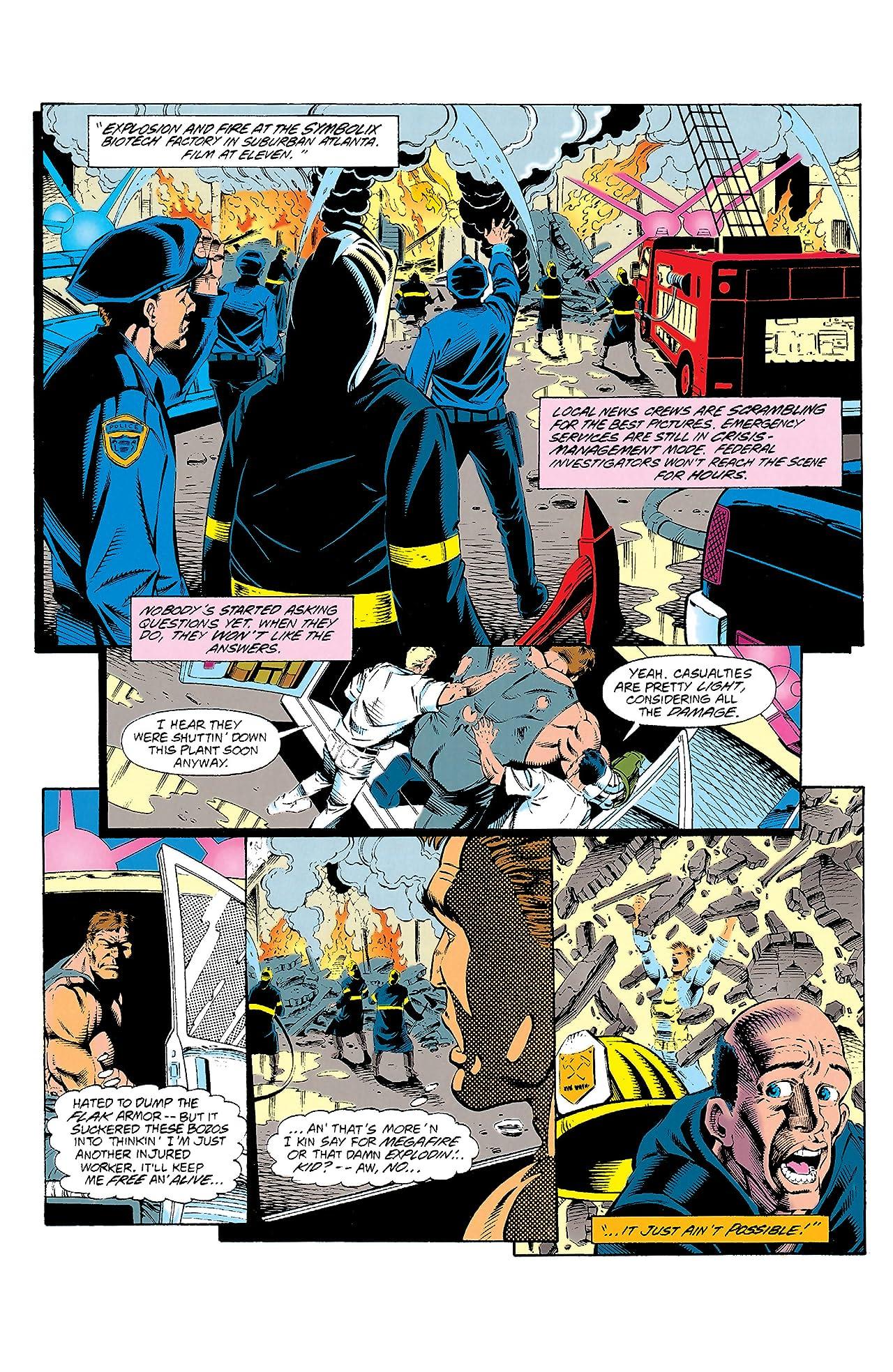 Damage (1994-1996) #3