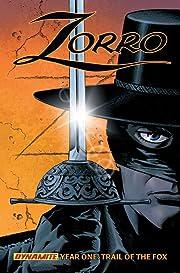 Zorro Vol. 1: Year One
