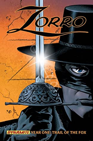 Zorro Tome 1: Year One
