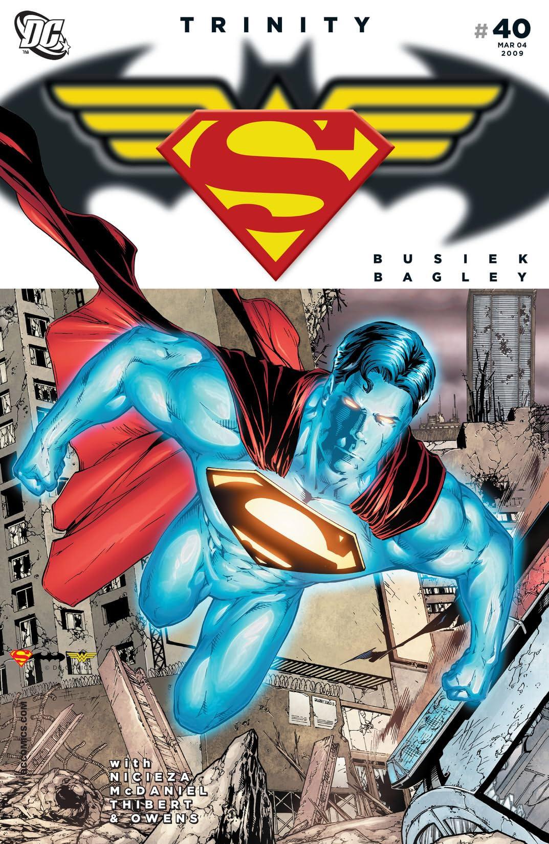 Trinity (2008-2009) #40
