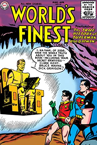 World's Finest Comics (1941-1986) #81