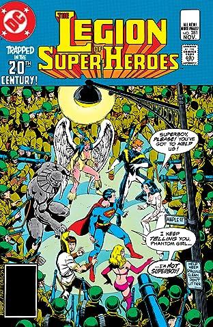Legion of Super-Heroes (1980-1985) #281