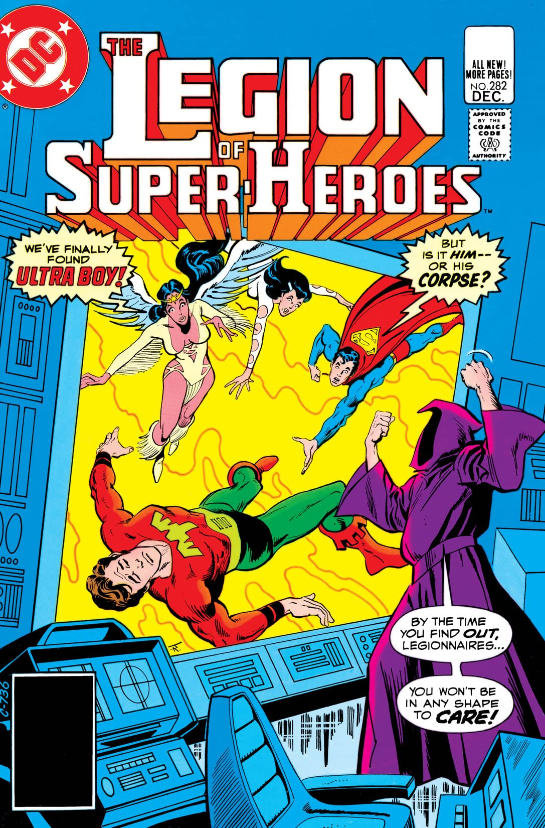 Legion of Super-Heroes (1980-1985) #282