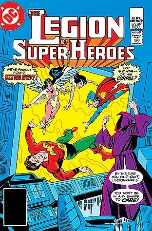 Legion of Super-Heroes (1980-1985) #282