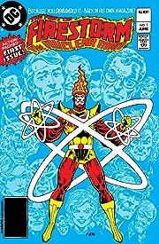 The Fury of Firestorm (1982-1990) #1