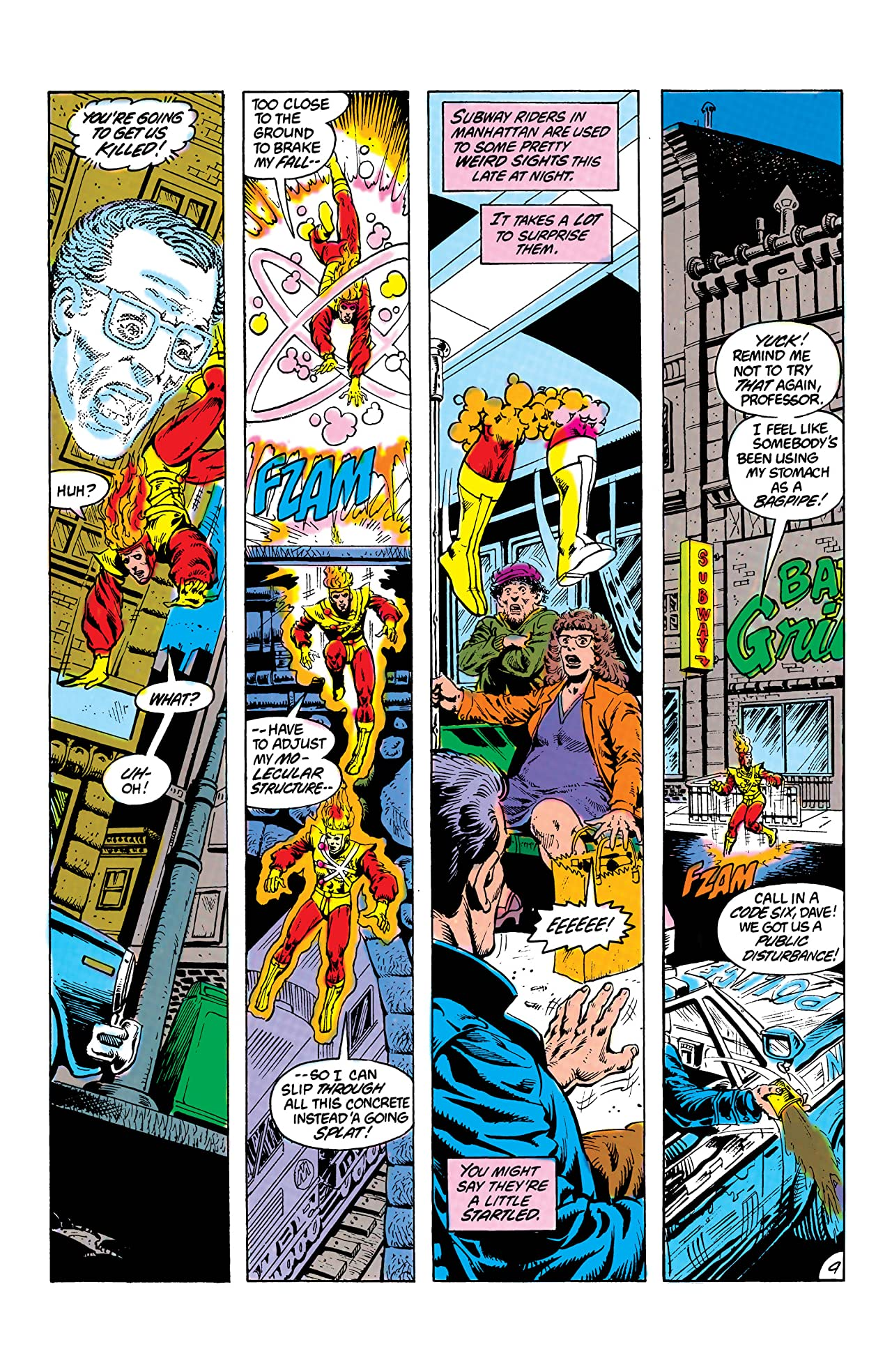 The Fury of Firestorm (1982-1990) #1