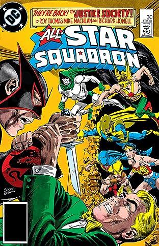 All-Star Squadron (1981-1987) #30