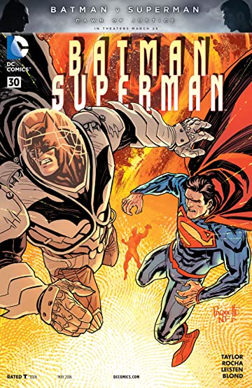 Batman/Superman (2013-2016) #30