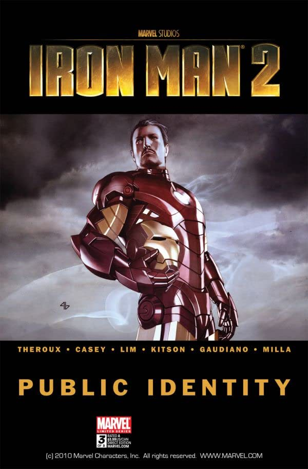 Iron Man 2: Public Identity #3 (of 3)
