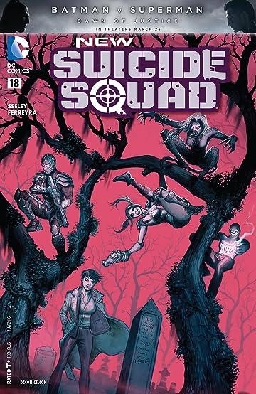 New Suicide Squad (2014-2016) #18