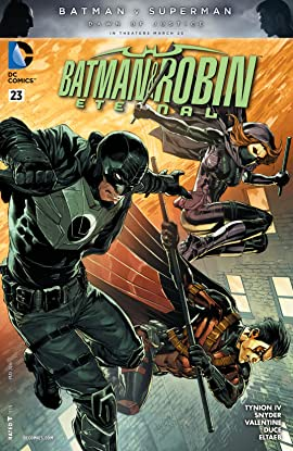 Batman & Robin Eternal (2015-2016) #23