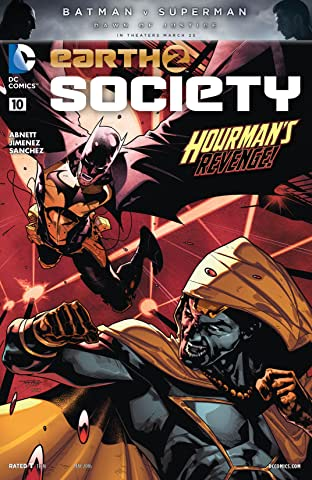 Earth 2: Society (2015-2017) No.10