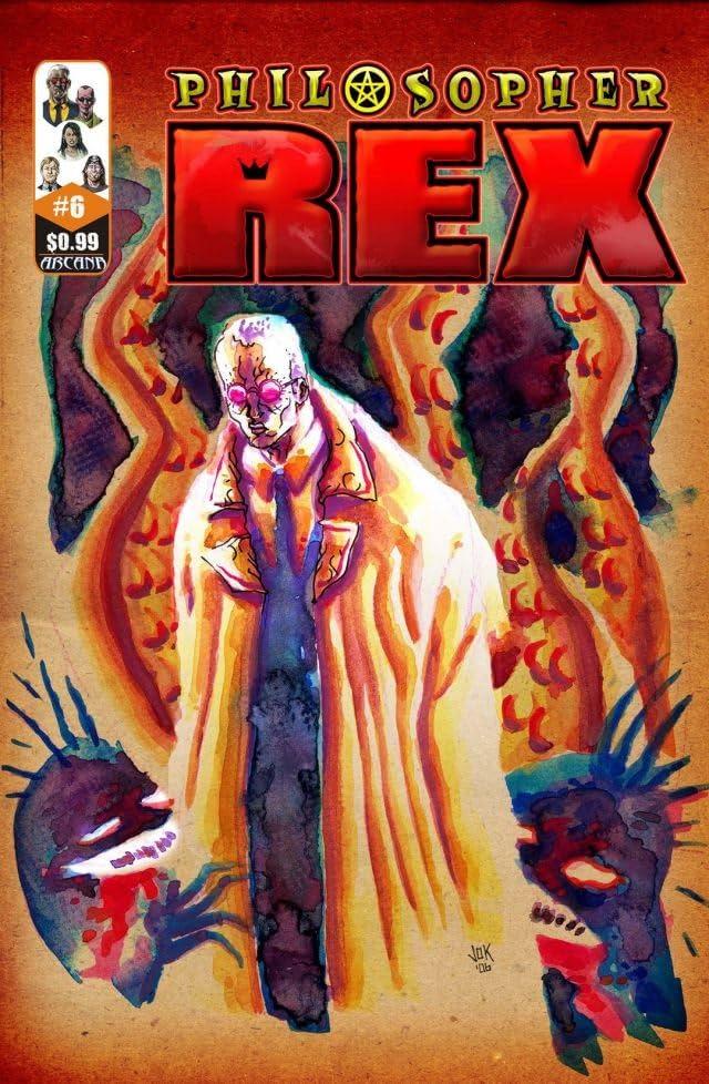 Philosopher Rex #6