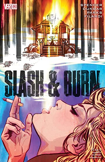 Slash & Burn (2015-2016) #5