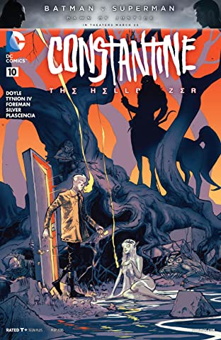Constantine: The Hellblazer (2015-2016) #10