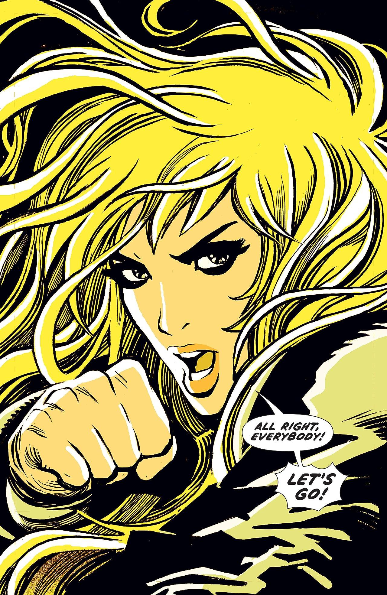 Black Canary (2015-2016) #9