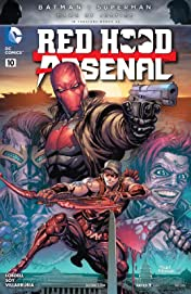 Red Hood/Arsenal (2015-2016) #10