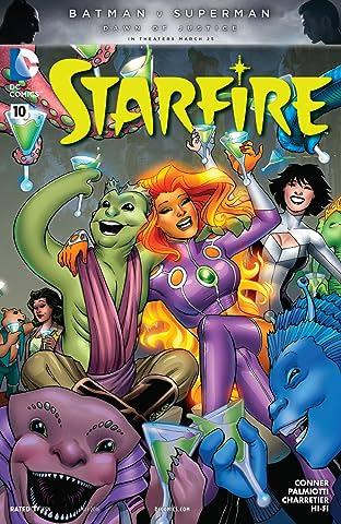 Starfire (2015-2016) #10