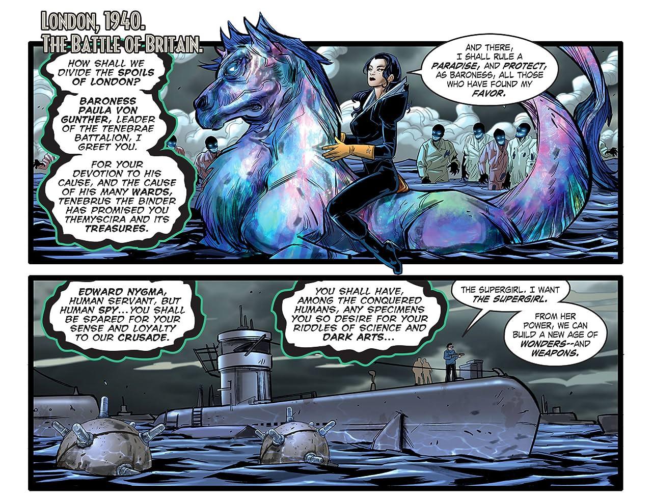 DC Comics: Bombshells (2015-2017) #34