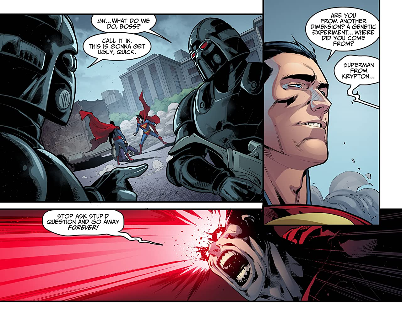 Injustice: Gods Among Us: Year Five (2015-2016) #12