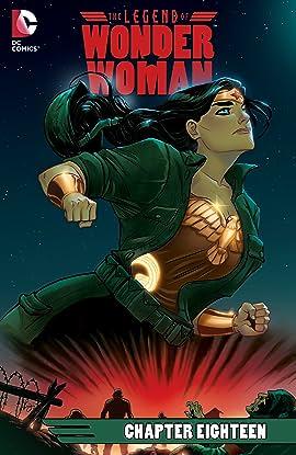 The Legend of Wonder Woman (2015-2016) #18