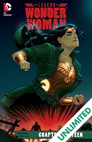 The Legend of Wonder Woman (2015-2016) #18