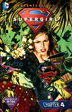 The Adventures of Supergirl (2016) #4